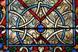 Comment identifier Patterns Vintage Cambridge verre