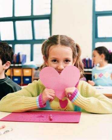 Idées de classe Valentine Goodie Bag