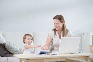 Déductions fiscales liés à avoir un bébé