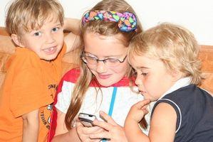 Jeux de poche pour les jeunes enfants