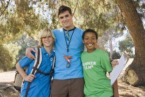 Thèmes pour Camps pour enfants