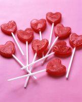 Faire Valentine bonbons Bouquets Avec un Tumbler plastique