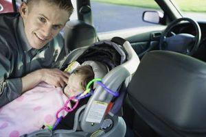 Comment faire pour installer un Carseat Infant