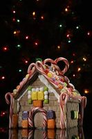 Comment faire Gingerbread Dormer Garniture