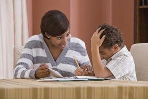 Invalidités d'apprentissage chez les enfants