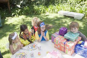 Birthday Party Venues & Idées pour enfants