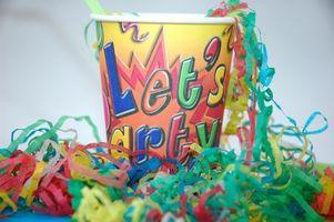 Comment remplir Birthday Invitations