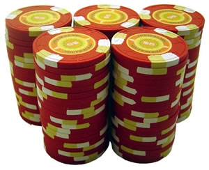 How Are Clay Poker Chips Made?