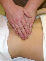 Comment masser votre utérus après la naissance