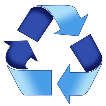 Quels types de conteneurs ont la marque HDPE 2 Recyclage?