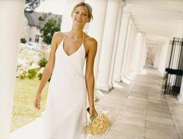 Mariage Customs & Traditions - la robe de mariage blanc