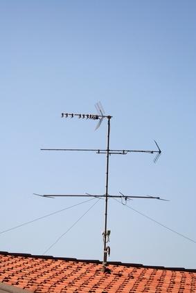 Comment faire pour installer une station de base d'antenne UHF