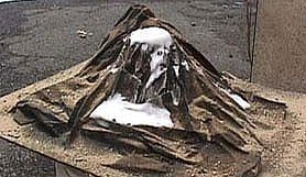 Comment faire un volcan