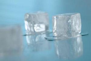 Ne solutés affecter le point de glace de fusion?