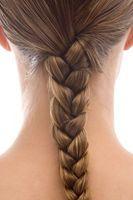 Comment Braid l'arrière de votre tête Piece