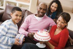 Idées cadeaux d'amusement pour l'anniversaire d'un mari