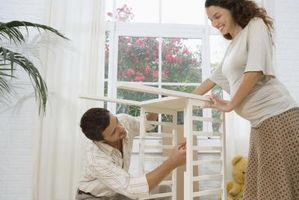 Comment préparer une liste de contrôle de Nursery