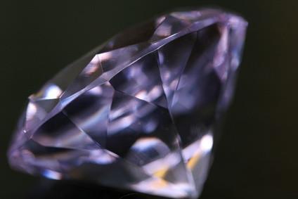 Comment tester la dureté d'un diamant