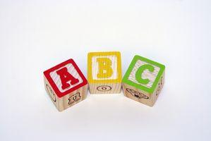 Comment le marché de bois naturel Blocs d'Enfants et jouets personnalisés