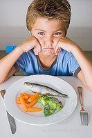Comment obtenir votre enfant à manger leur dîner