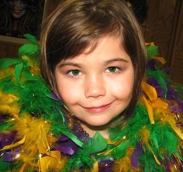 Comment faire un flotteur Mardi Gras pour les enfants