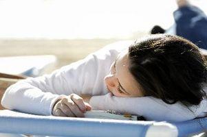Habitudes de Teens Sleeping