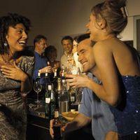 Comment diviser une pièce dans une grande salle pour une réception de mariage