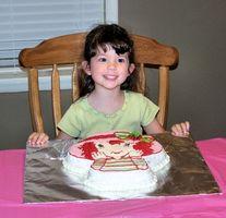 Comment calculer les aliments et boissons pour le Parti d'un Kid