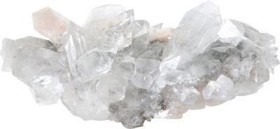 Quelles sont les différences entre la calcite Minerals et Quartz?