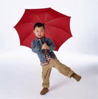 Comment faire un jour pluvieux d'une journée de plaisir avec les tout-petits