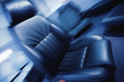 Comment teindre Sièges en cuir dans une voiture