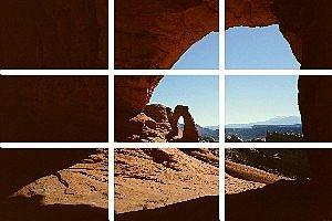 Comment utiliser la «règle de trois» pour la composition de l'image