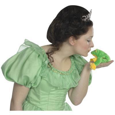 La princesse et les Jeux de grenouille pour les filles