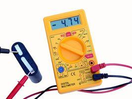 Comment mesurer la conductivité d'un objet