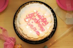 L'histoire des bougies sur les gâteaux d'anniversaire