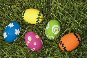Comment organiser une chasse aux œufs de Pâques