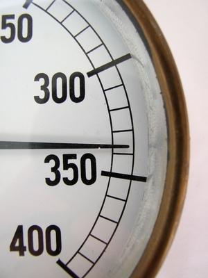 Comment convertir un indicateur de numérotation métrique à une norme à cadran