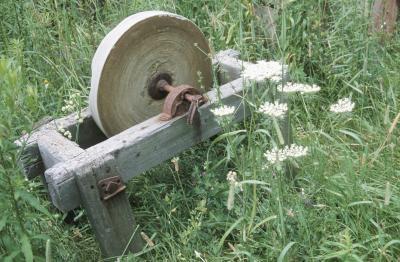 Que Pierres Sharpen Bois Outils de coupe?