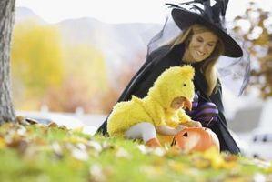 Halloween Gifts à faire pour bébés