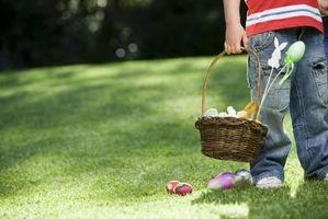 Paniers lapin de Pâques à Faire