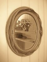 Comment étaient-Miroirs Antique Embossed?