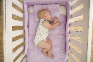 Top 6 façons de garder votre bébé Dormir