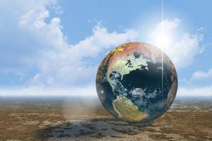 Comment le réchauffement global pourrait affecter l'évolution des êtres vivants?
