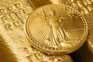 Comment faire fondre des pièces d'or