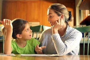 Une manière humoristique pour enseigner lettre amicale écriture aux enfants