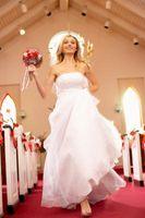 Qu'est-ce qui est nécessaire pour décorer une église pour un mariage?