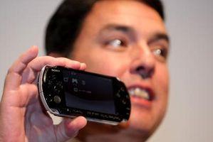 Comment faire pour installer la fonction Radio Dans le PSP